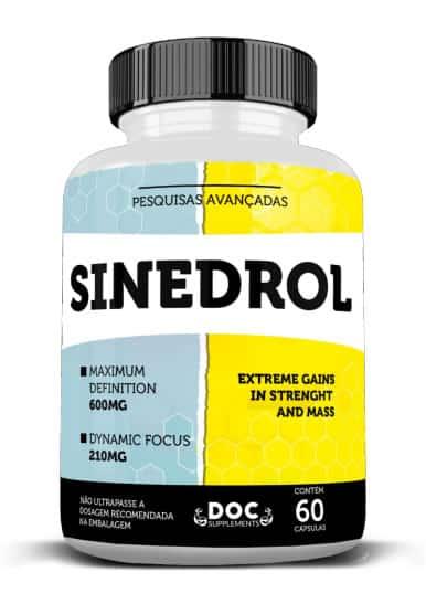 Sinedrol funciona – Composição, Valor e Benefícios 1